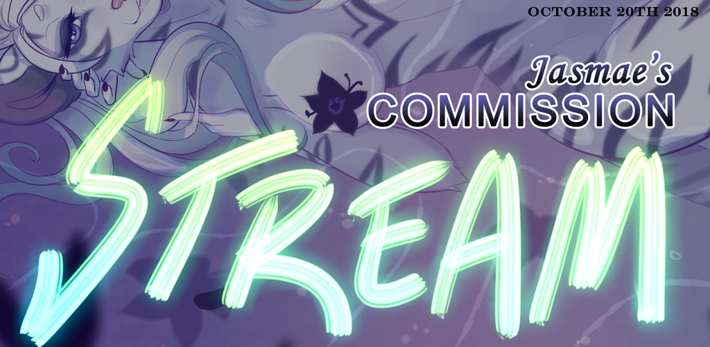 Commission Stream!