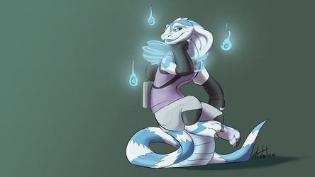 Comm - TracyCryptid - the Room Is Freezing