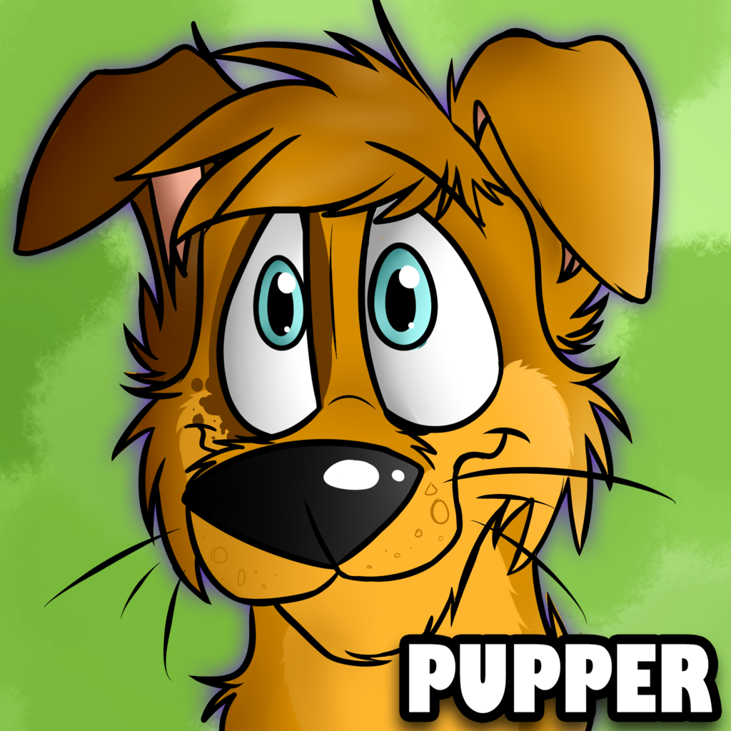 Pupper the Borgi - Art Trade -