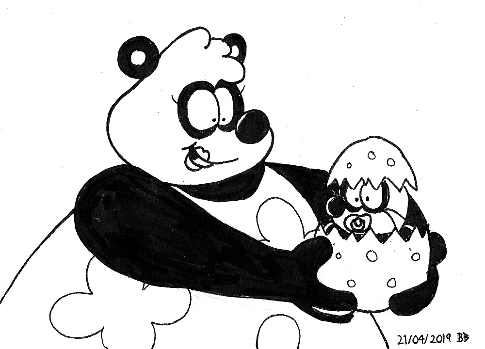 Panda Egg