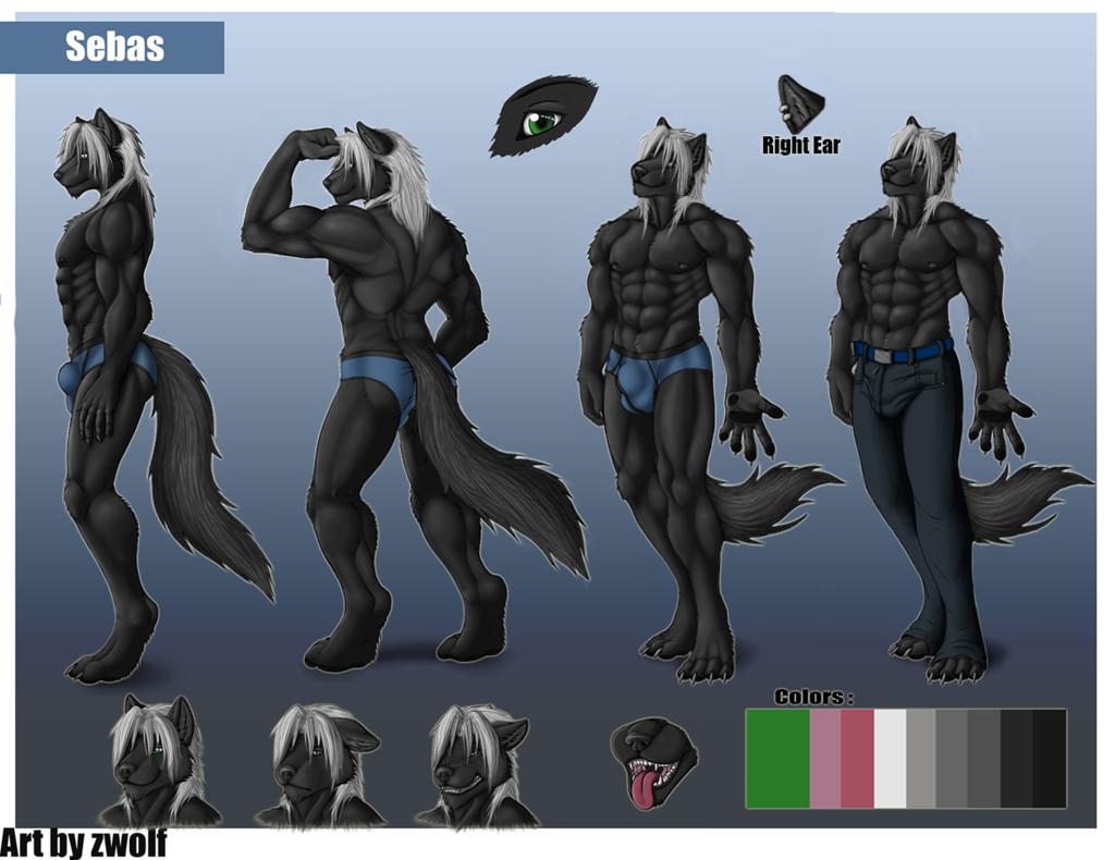 Sebas Sheet (c) character Zwolf