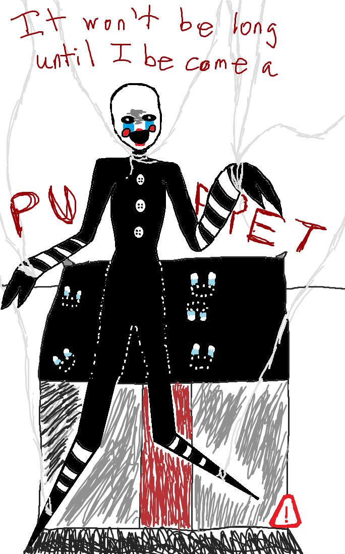 Marionette FNAF 2
