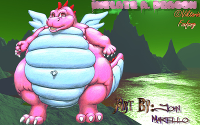 Inflate A. Dragon (2010)