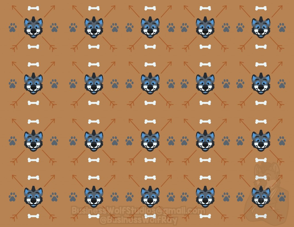 Repeating Pattern Commissions Open!