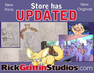 Store Update!