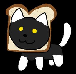 What if Neko Atsume was Cat Bread!