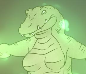 Crocodile Spirit P1