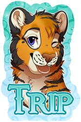 Badge: Trip