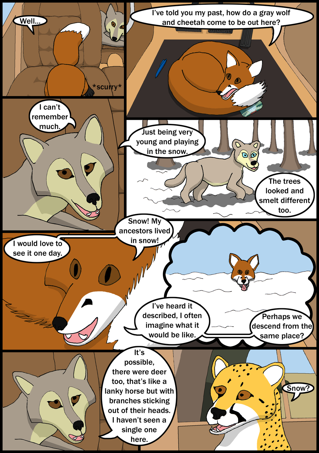 The Outsider Alliance Chapter 2 Page 14