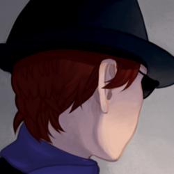 Black Hat, Blue Scarf