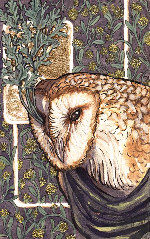 Flora & Fauna: Wormwood & Wisdom