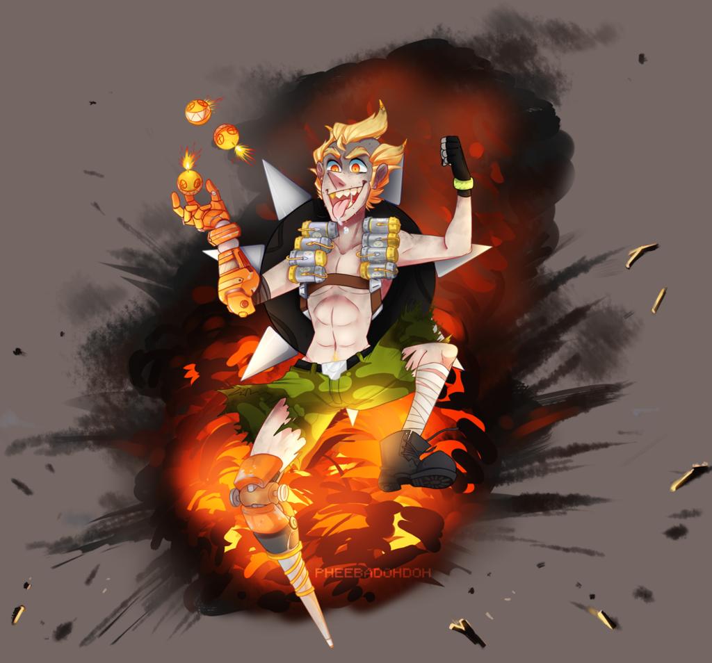 【FAN】explodey