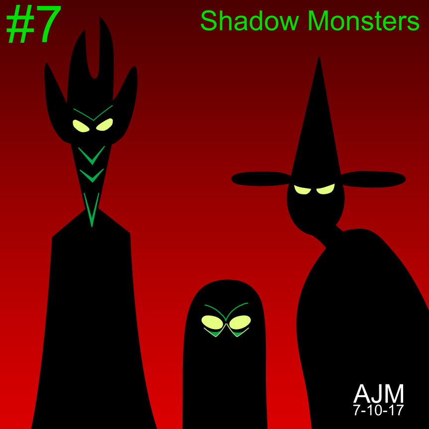 Shadow Monsters