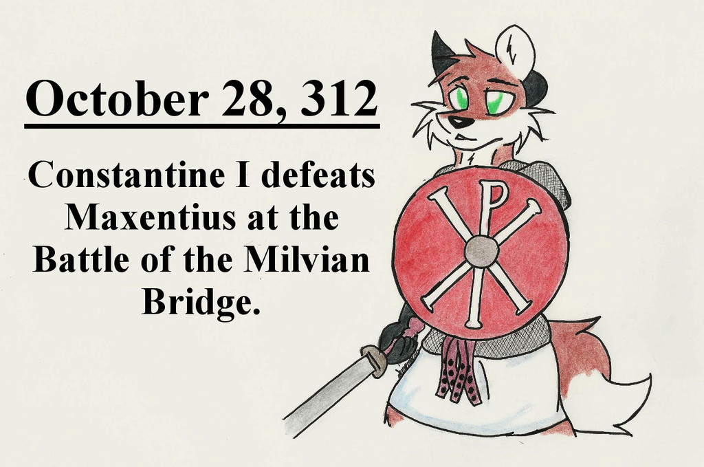 This Day in History: October 28, 312