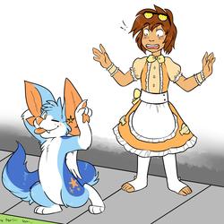 [CA] by Kipaki: Maid to Dew Wott? (Part 4 of 22)