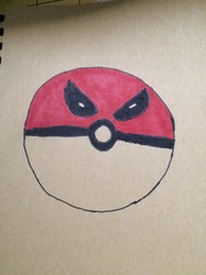 deadpool pokeball