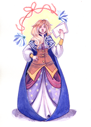 Ormera the Scholar