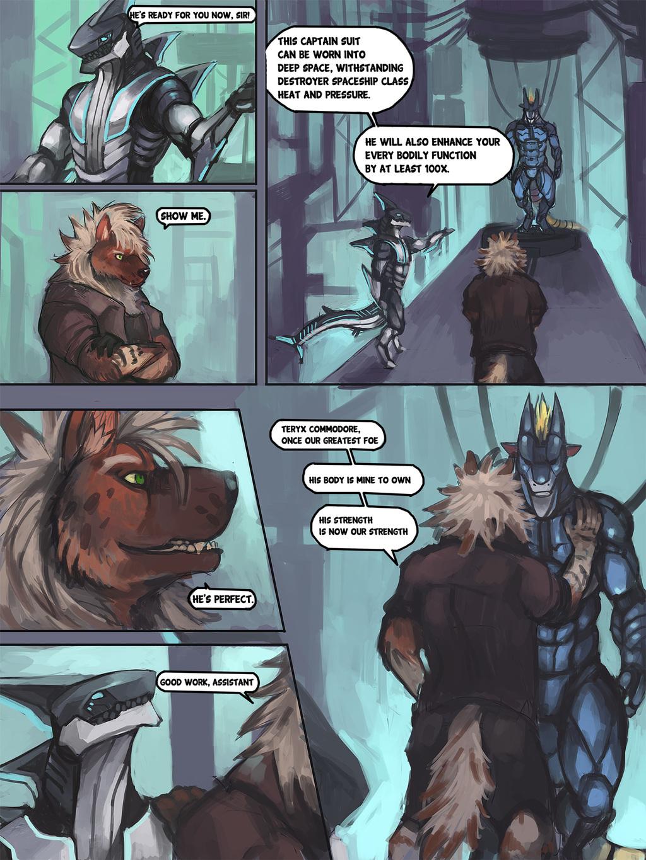 [] Captain's New Suit, P2