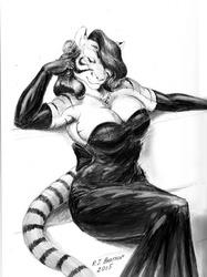 [Commission] Femme Fatale