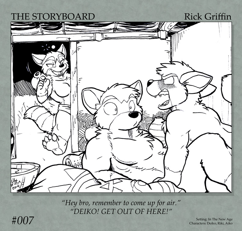 The Storyboard - 007