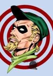 Green Arrow Bronze Age Tribute