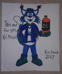 Gift Art For Kel Mitchell