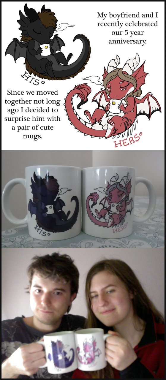 Surprise Anniversary Gifts!