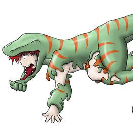 Costume Shop Story 3: Lizard Skin