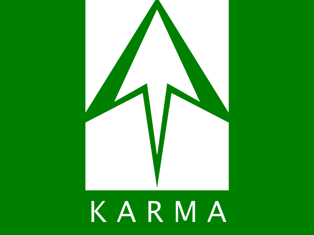 Most recent image: New Karma Watermark