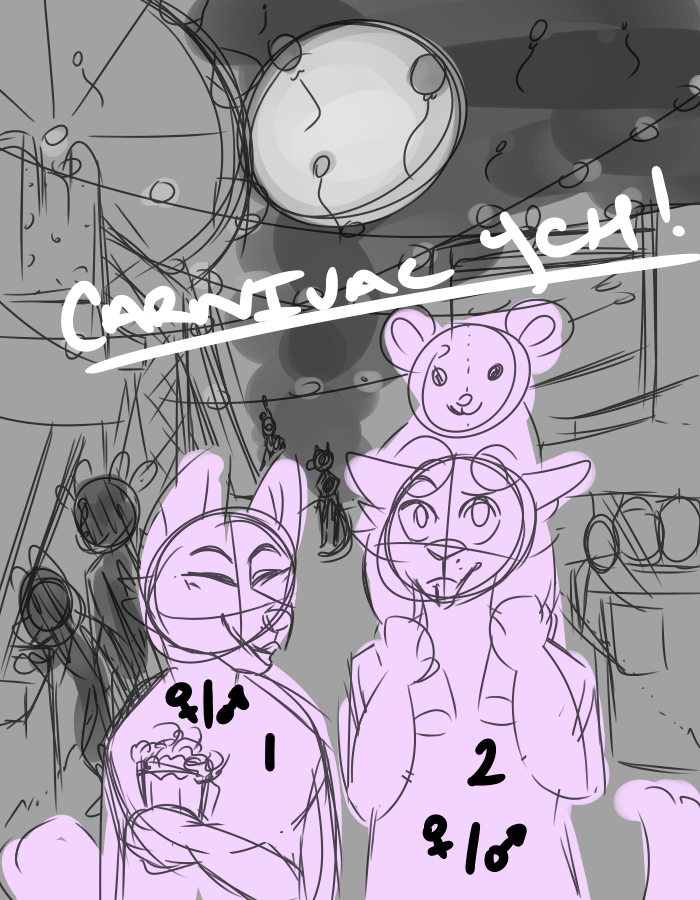 Carnival YCH! (Closed)
