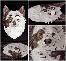 Commissions: 3D - Portrait - Widget