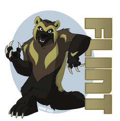 Badge: Flint