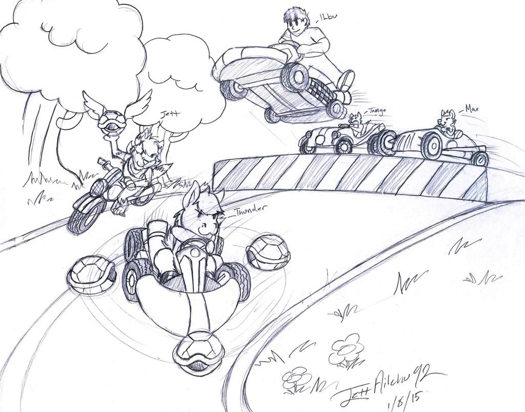 Kart Racers