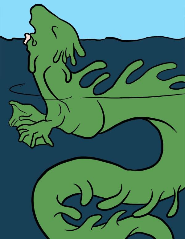 Don't Swim Through the Algae 3