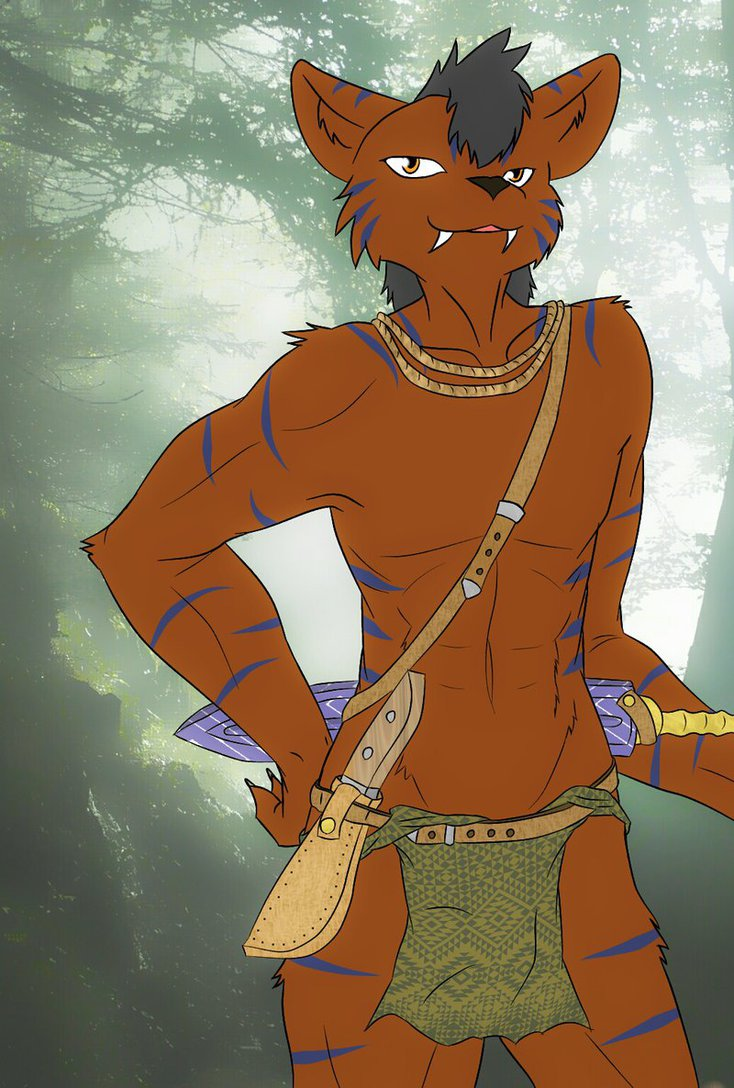 Most recent image: Young Mory Warrior