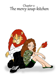 The mercy soup kitchen- Cover