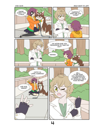 Dog Days - Page 4