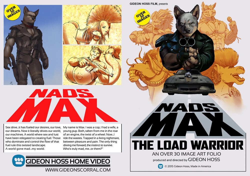 Most recent image: Nads Max The Load Warrior