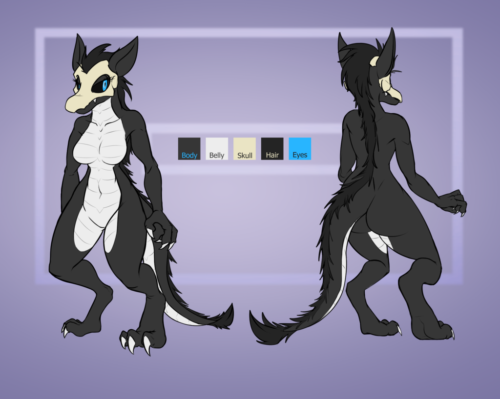 Most recent image: Tay Ref Sheet COMMISSION