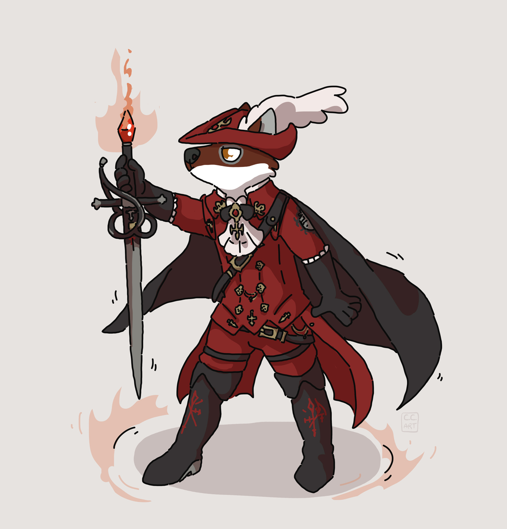 Red Mage Ceol