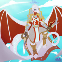 Commission: Kirrian
