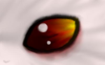 underfell Toriel eyes