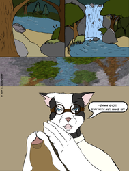 Not What I Was - Page Fifteen