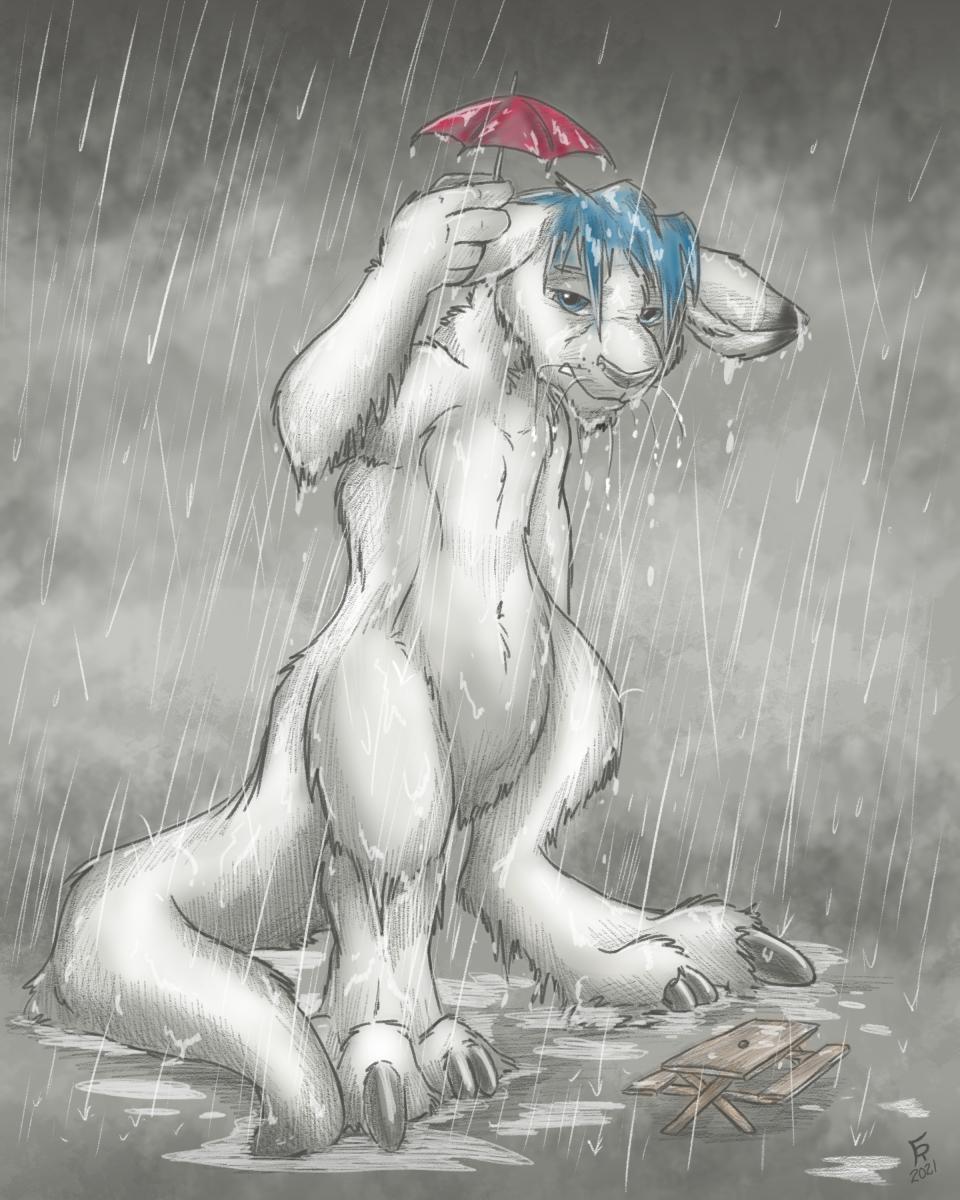 Macro Problems: April Showers -- by flinters