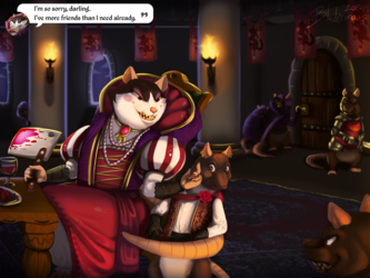 [FANART] - Ruthless Baroness