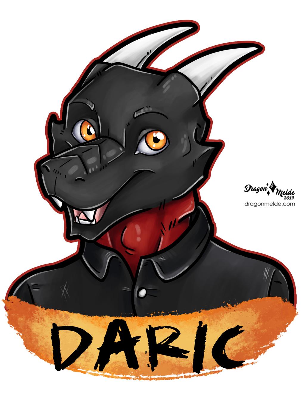 Daric Badge