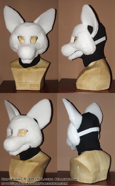 Vixen Mask Base