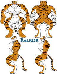 Ralkor - Reference Sheet
