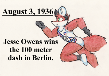 This Day in History: August 3, 1936