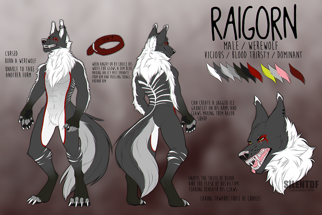 1504018 [C] Raigorn Reference Sheet